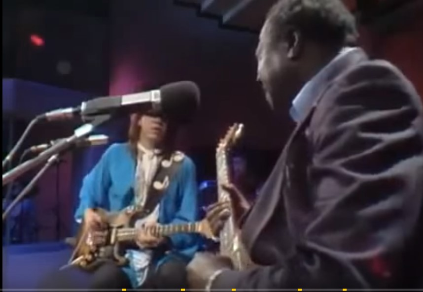 Albert King & Stevie Ray Vaughan 1