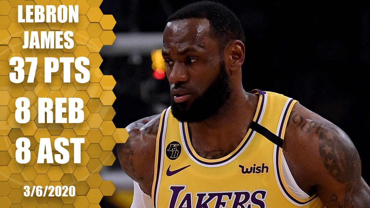 LeBron drops 37 in showdown with Giannis in Lakers vs ...